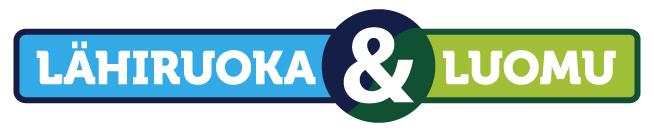 lähiruokajaluomu tapahtuman logo