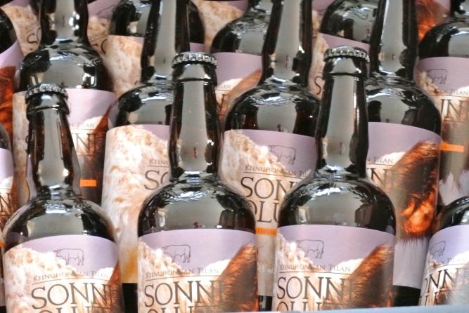 Keinuhongan Sonni olut